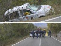 Tragico incidente stradale a Viggiano. Operaio 23enne sbanda con l'auto e perde la vita