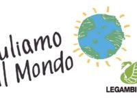 """Sala Consilina: l'11 ottobre torna l'iniziativa """"Puliamo il Mondo"""" contro i rifiuti abbandonati"""