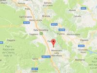 Scossa di terremoto nel Vallo di Diano. Epicentro a Padula. Magnitudo 3.8