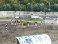 Calcio, il Valdiano si riscatta e vince a Solofra (0-3). L'attaccante Ciccio Vitale lascia il club