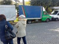 Savoia di Lucania: il mercato trasloca in via San Nicola. Commercianti ambulanti in protesta