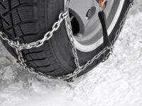 Autostrada A2. Dal 15 novembre scatta l'obbligo di catene e pneumatici invernali tra Padula e Frascineto