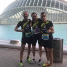 Brillanti risultati per tre atleti della Metalfer Runner di Polla in gara alla Maratona di Valencia 2017
