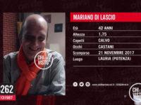 """Uomo scomparso da Lauria. Il caso misterioso di Mariano Di Lascio finisce a """"Chi l'ha visto?"""""""