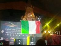 Luciano Coppola di Sant'Angelo Le Fratte conquista i Campionati del Mondo di Body Building in Belgio