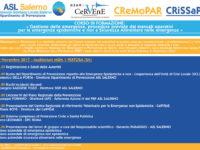Pertosa: domani al Museo MIdA01 il corso di formazione sulla gestione delle emergenze epidemiche