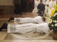 Teggiano: Fabio Pannullo e Angelo Pellegrino ordinati diaconi della Diocesi