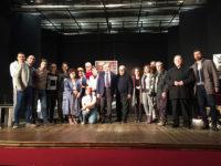 Sant'Arsenio: grande successo per la prima serata della VI edizione del Festival Teatrale santarsenese