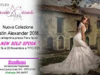 """L'Atelier Antonietta Sabbatella di Atena Lucana ospite della fiera """"Non Solo Sposi"""" a Tito"""