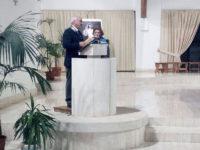 Sala Consilina: commozione alla messa in suffragio dei defunti appartenenti alle Forze dell'Ordine