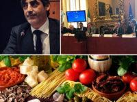 """L'Università di Salerno aderisce al Manifesto CiboVeritas.Pietro Campiglia:""""Puntare su qualità del cibo"""""""