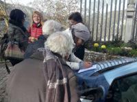 Savoia di Lucania: i cittadini scendono in piazza per la raccolta firme contro il trasloco del mercato