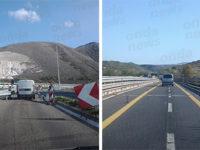 Incidenti stradali. La Statale 95 di Brienza e la Fondo Val d'Agri tra le arterie più pericolose