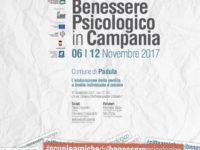 """Padula aderisce alla """"Settimana del Benessere Psicologico"""" in Campania. L'11 novembre incontro tematico"""
