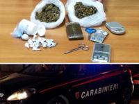 Teggiano: nasconde in casa cocaina, hashish e marijuana. Arrestato 30enne marocchino