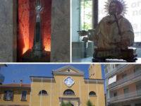 Furto sacrilego ad Auletta. Rubato l'oro votivo del patrono San Donato nella Chiesa di San Nicola