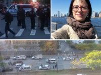 """Attentato a New York. La testimonianza della teggianese Michelle Vertucci: """"Ho visto a terra i morti"""""""