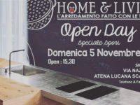 """Da """"Home e Living"""" di Atena Lucana domani uno speciale open day dedicato alle giovani coppie"""