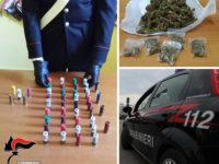 Nascondono in casa 45 munizioni abusive. Denunciati due coniugi di Petina