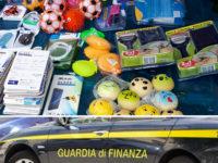 Vallo della Lucania: sequestrati al mercato 200 giocattoli e prodotti per la scuola non sicuri