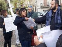 Trasferimento del mercato settimanale. I cittadini di Savoia di Lucania scendono in piazza a protestare