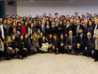 """""""Nati per correre"""". Un anno di impegno e di successi alla Convention 2017 della Banca Monte Pruno"""