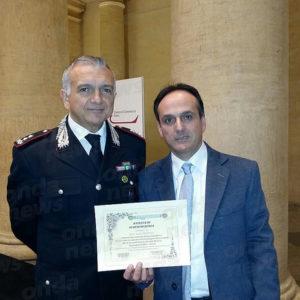 Al meeting nazionale di FareAmbiente premiato Luigi Montano,uroandrologo dell'ospedale di Oliveto Citra