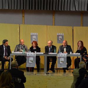 "Monte San Giacomo: grande successo per la presentazione del libro ""Quid est veritas"""