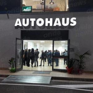 La concessionaria Auto Haus srl di Atena Lucana tra i migliori 100 Volkswagen Service al mondo