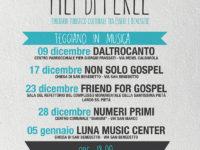 """A Teggiano ritorna l'evento """"Fili di Perle"""". Dal 9 dicembre al 5 gennaio concerti gospel e jazz"""