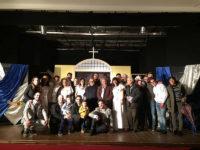 """Sant'Arsenio: teatro gremito di gente per la compagnia di Sala Consilina """"I Ragazzi di San Rocco"""""""