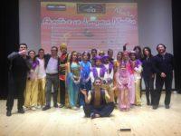 """Casalbuono: gli allievi del laboratorio d'arti sceniche Kaos sul palco con """"Aladin e la lampada magica"""""""
