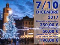 Dal 7 al 10 dicembre la magia del Natale in Romagna con l'Agenzia Viaggi Ruocco