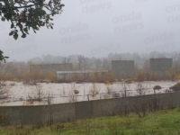 Montesano: riapre al traffico Via Pantanelle -Tempa San Pietro dopo l'allagamento del cantiere Terna