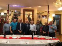Rocco Manzolillo riconfermato per il 29° anno alla Presidenza del Club San Cono di New York