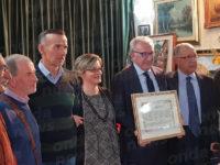 Padula: Michele Albanese nominato Presidente onorario del Circolo Sociale Carlo Alberto 1886