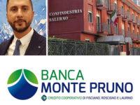 Banca Monte Pruno. Cono Federico eletto Presidente del Gruppo Assicurazioni Confindustria Salerno