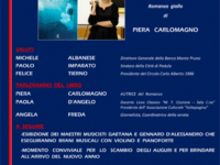 """Padula: domani la presentazione del romanzo """"Intrigo a Ischia"""" di Piera Carlomagno"""