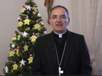 Gli auguri di Buon Anno del Vescovo della Diocesi di Teggiano-Policastro, Padre Antonio De Luca