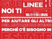 """""""Blood giving bus"""", sconto del 50% sui viaggi ai donatori di sangue. L'iniziativa delle Autolinee Curcio"""