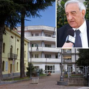 """La Regione Campania finanzia gli ospedali ma esclude il """"Curto"""" di Polla. Giuliano:""""Sono indignato"""""""