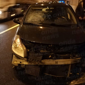 Incidente in A2. Scontro tra due auto in galleria tra Polla e Petina, due persone ferite