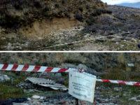Discarica abusiva a Teggiano, il Comune fa rimuovere eternit e materiale edile. È caccia ai responsabili