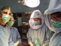 Intervento di alta chirurgia ortopedica a Sapri. Ricostruito femore a una 64enne con innesto da cadavere