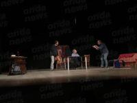"""Teatro in Sala. Grande successo per lo spettacolo""""Ben Hur"""" della Compagnia """"La Bottega dei Rebardò"""""""