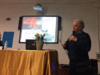 """Sala Consilina: all'Istituto """"Cicerone"""" il geologo Ortolani discute con gli studenti dei vulcani campani"""