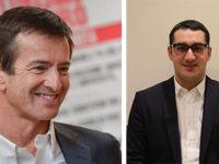 Biagio Carloni,giovane imprenditore di Morigerati,candidato con Giorgio Gori alle Regionali in Lombardia