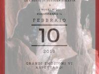 Le Grotte di Pertosa – Auletta e i Musei MIdA chiusi da domani fino al 9 febbraio