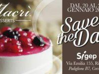 La Macrì Dessert di Polla presente al Sigep di Rimini dal 20 al 24 gennaio
