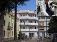 Ospedale di Polla,nominato il nuovo Dirigente Responsabile di Oculistica.Si tratta di Alfonso Pellegrino